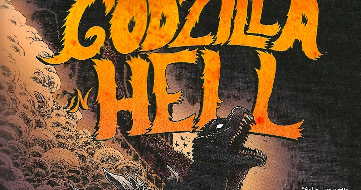 Every Day Is Like Wednesday: Review: Godzilla In Hell
