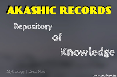 Akashic Record - Huge repository of Knowleadge
