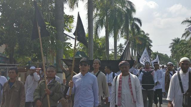Panitia Peduli Rohingya di Magelang Sayangkan Polisi Halangi Massa Ikuti Aksi Solidaritas