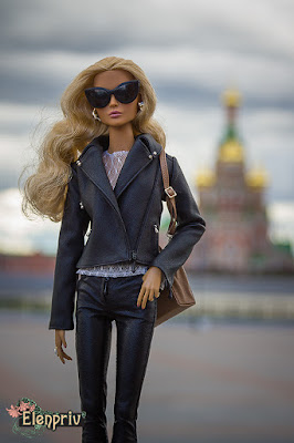 "Hanne Erikson Afterhours 16"" doll elenpriv Elena peredreeva Fashion royalty doll clothes pattern photo outfit diorama integrity toya barbie BJD"