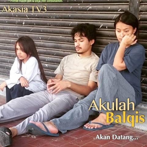 Sinopsis Akulah Balqis di Tv3