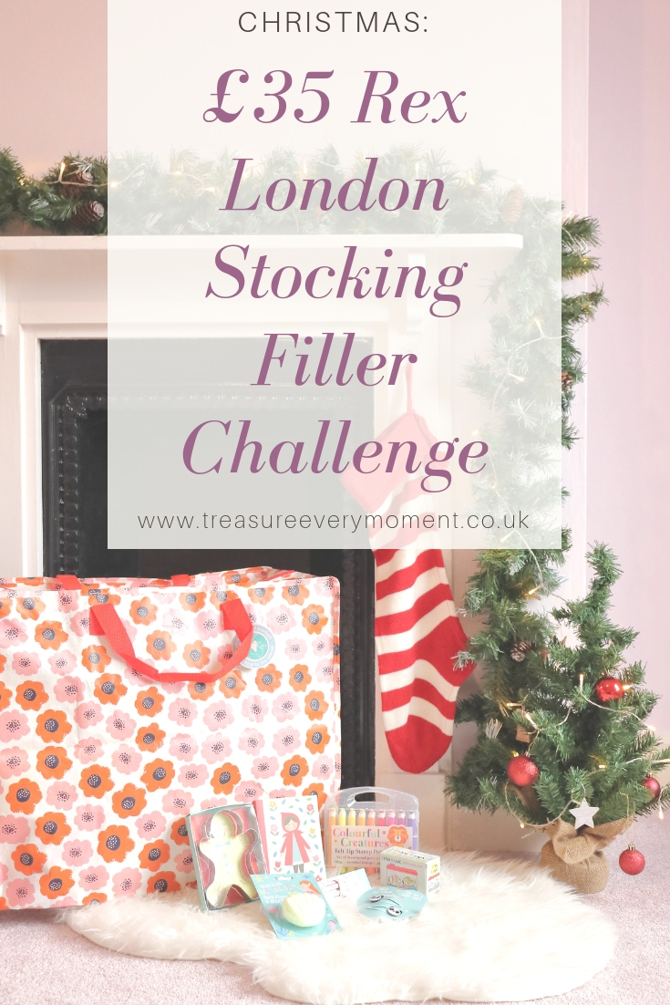 CHRISTMAS: The Rex London £35 Stocking Filler Challenge