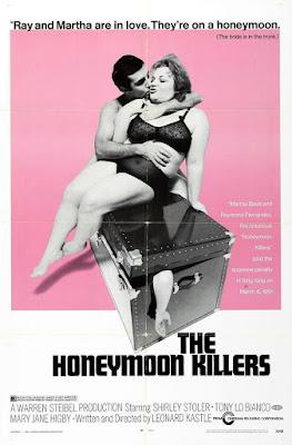 The Honeymoon Killers, 1970 ( Los Asesinos De La Luna De Miel) cartel
