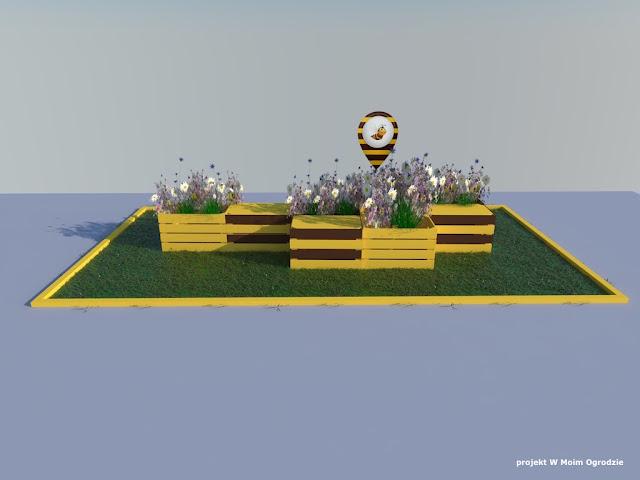 dekoracja roślinna