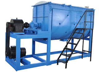 Ribbon Blender 5 litter to 15,000 liters Capacity