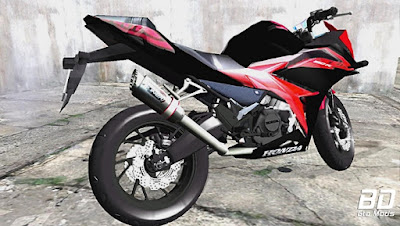 Mod, Moto , Honda CBR150 Proliner para GTA San Andreas, GTA SA