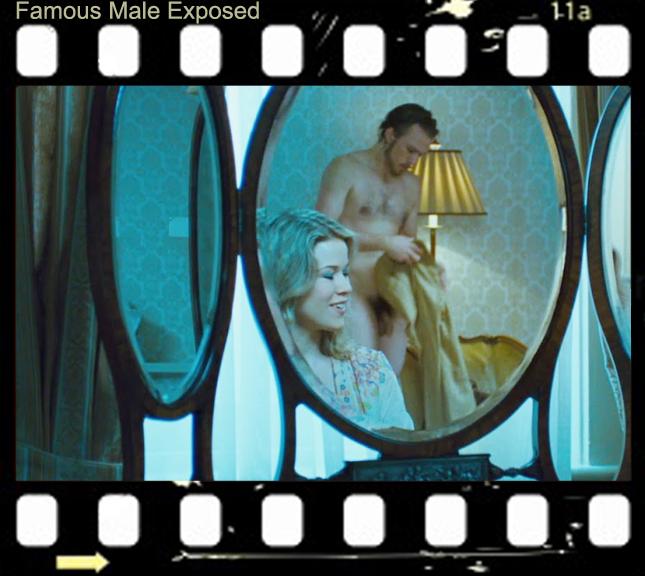 Heath Ledger Gay Naked