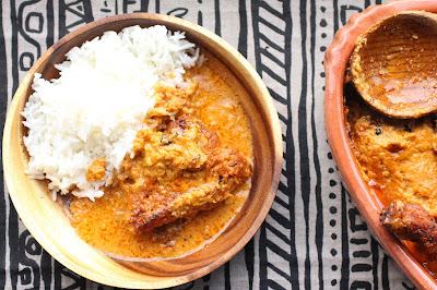 poulet galinha a africana