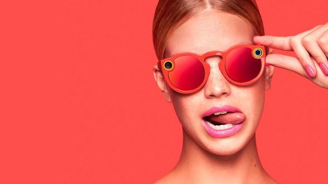 Reviews, doble cámara, doble lente, spectacles, snapchat, snap inc, gafas inteligentes, wearable, google glass, grabación de video, gafas con cámara, precio gafas snapchat, gafas snap inc, gafas sol