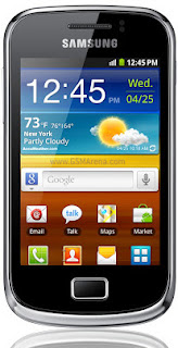 samsung galaxy mini 2 price in india