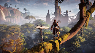 Horizon Zero Dawn new wallpaper 1920x1080