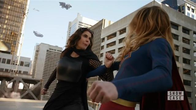 supergirl 2x22 rhea