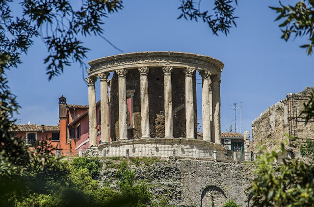 Templo de Vesta em Tivoli
