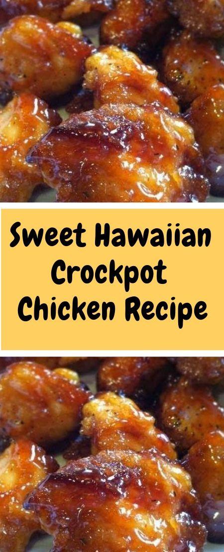 Sweet Hawaiian Crockpot Chicken Recipe Easy All Recipes