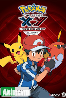 Pokemon XY -Pokemon Season 18 - Pokemon XY Thuyết Minh 2013 Poster
