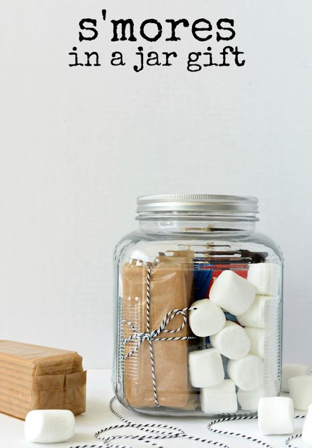 s'mores in a jar by Hello Splended