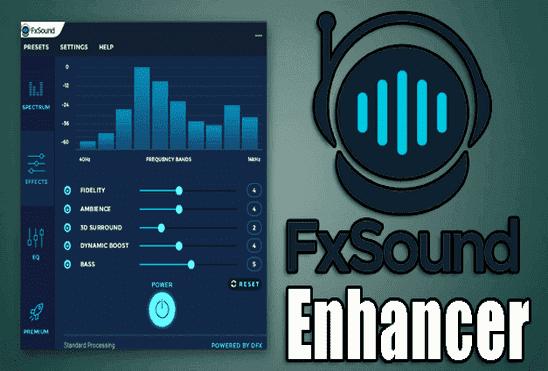 تحميل وتفعيل برنامج FxSound Enhancer مضخم الصوت الأول عالميا اخر اصدار