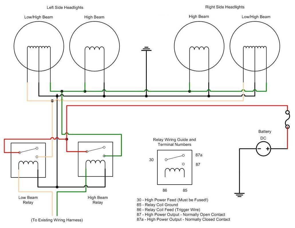 Curiosity  Knowledge  Power   Headlight Circuit
