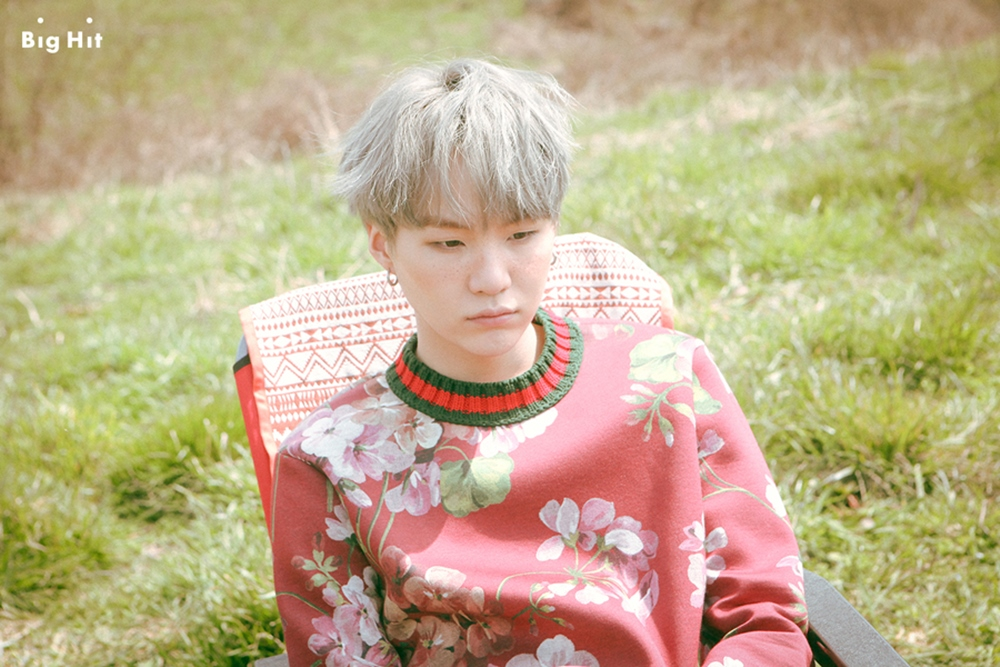 Boy Girl Sketch Wallpaper Bts Suga Quot Young Forever Quot Concept Photos My K Pop Gallery
