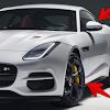 2017 Detroit Auto Show :2018 Jaguar F-Type R