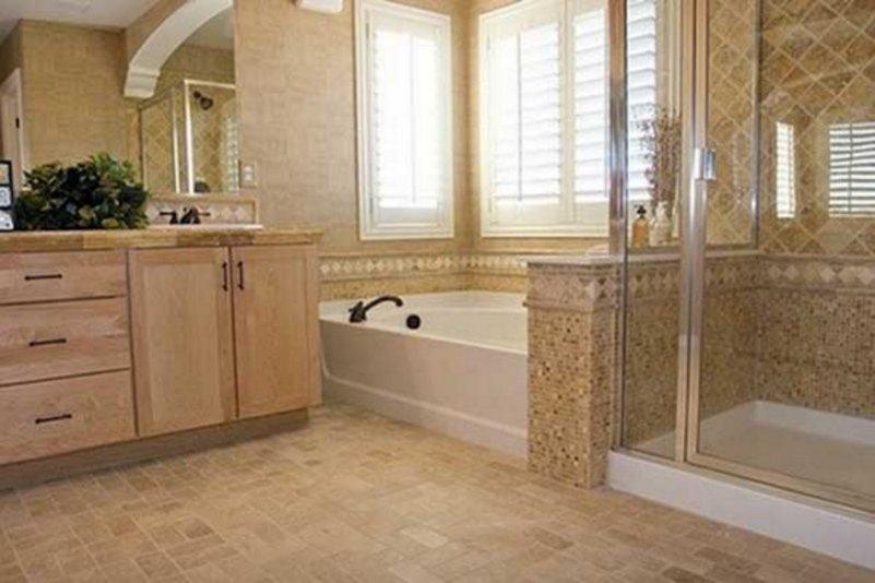 motif keramik lantai kamar mandi yang bagus