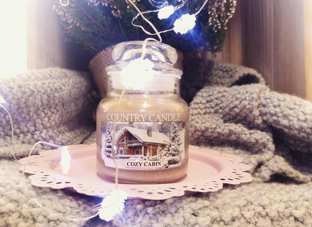 Moje nowości Kringle Candle i Country Candle