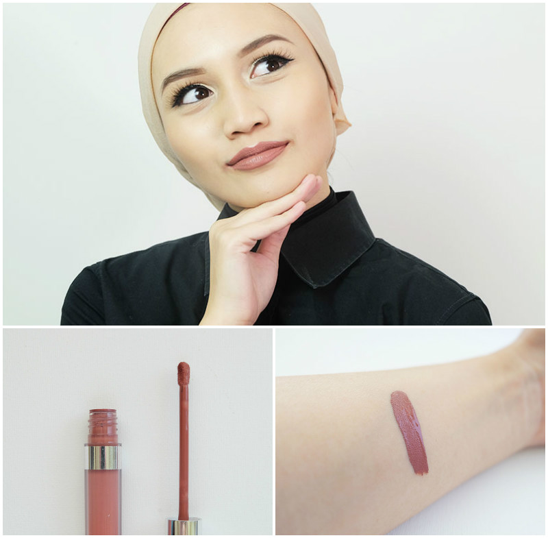 Bash Harry Brunei Beauty Blogger Review ColourPop Ultra Matte Lip in Bianca