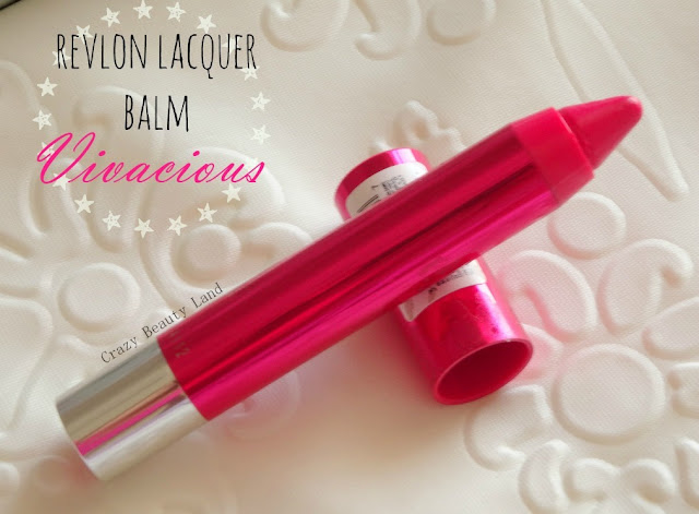 Revlon Vivacious Colorburst Lacquer Balm Review and Lip Swatches