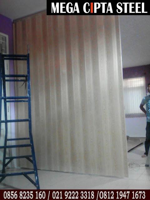 Folding Gate Roling Door Folding Door PVC Murah Jakarta Bekasi Depok ...