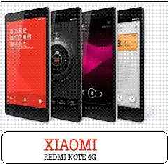 Smart Phone, Specification Xiaomi Note 4