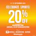 Promo ROYAL SPORTING HOUSE SPORTS SALE Diskon 20% sampai 50% untuk koleksi sports & lifestyle dari Nike, Converse, Reebok, Diadora, Airwalk