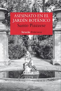 Asesinato en el jardín botánico Santo Piazzese