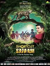 Watch Shortcut Safari (2016) DVDRip Hindi Full Movie Watch Online Free Download