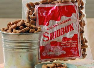 Kacang Sihobuk Oleh-oleh Khas Tarutung Sumatera Utara (Tanah Batak)