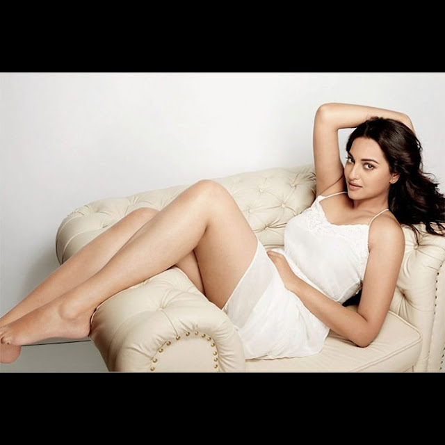 Sonakshi Sinha oomph will certainly leave you drooling.