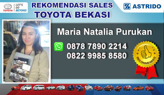 Toyota Jatimakmur Bekasi