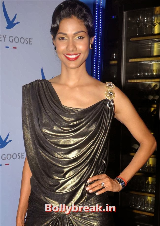 Nethra Raghuraman, Bollywood Celebs Sizzle at Grey Goose Style Du Jour 2013