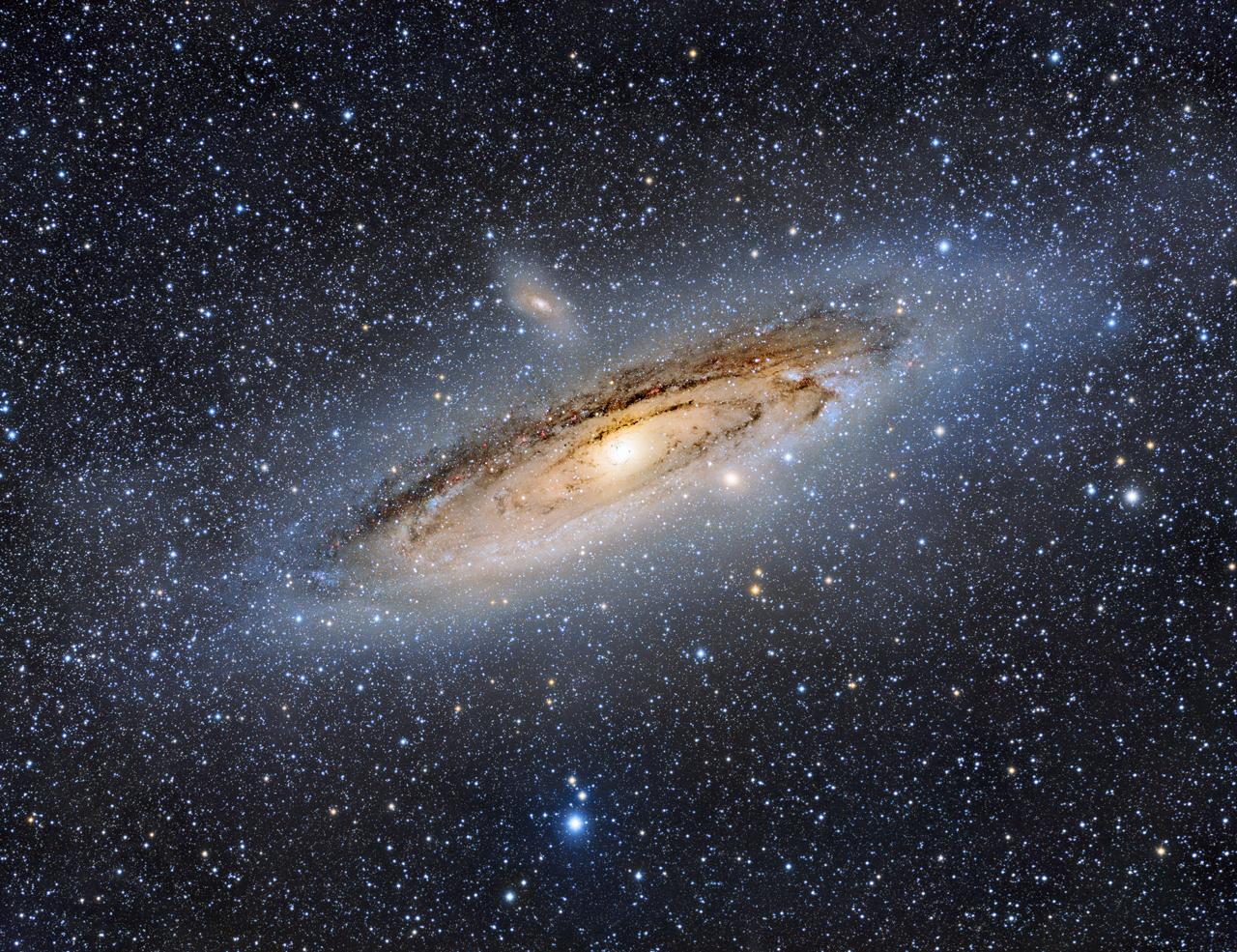 Andromeda Galaxy Wallpaper HD 12