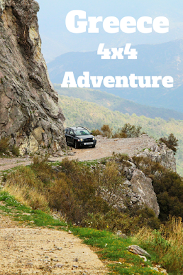 Travel the World: Visit the heart of Greece by taking an off-road trip through Central Greece with Tripology Adventures.