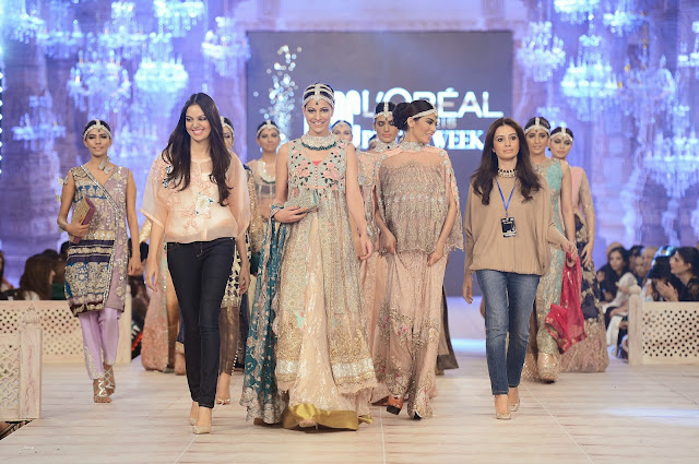 Saira Shakira Bridal Collection PLBW 2014