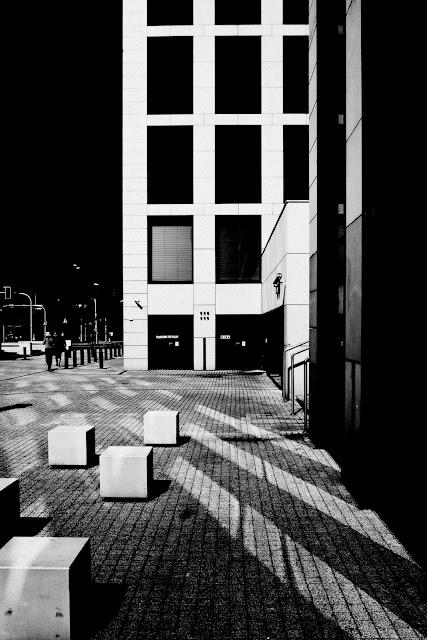 Katowice. Krajobraz miejski. Koncept. Fotografia. fot. Łukasz Cyrus