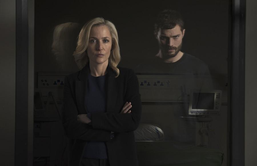 La Caza (The fall) - tercera temporada - serie -Gillian Anderson y Jamie Dornan