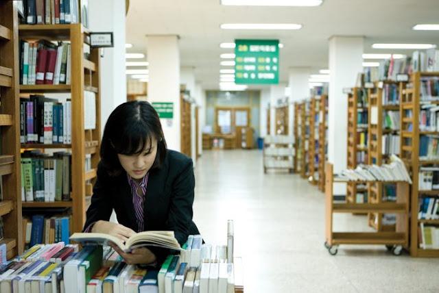 Thư viện trường đại học Hankuk