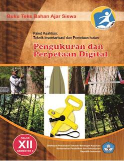 Download  Buku Paket Pengukuran dan Perpetakan Digital 5 SMK Kelas XII Kurikulum 2013 Revisi Terbaru 2017 .PDF - Cerpen45