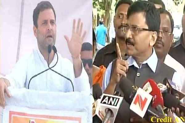 shivsena-leader-sanjay-raut-praised-rahul-gandhi-delist-from-pappu
