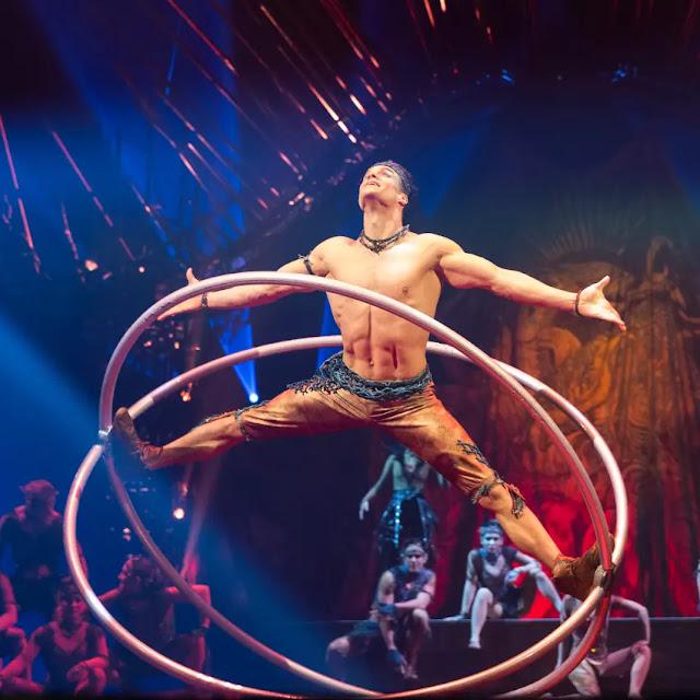 Alegria Cirque du Soleil bronx