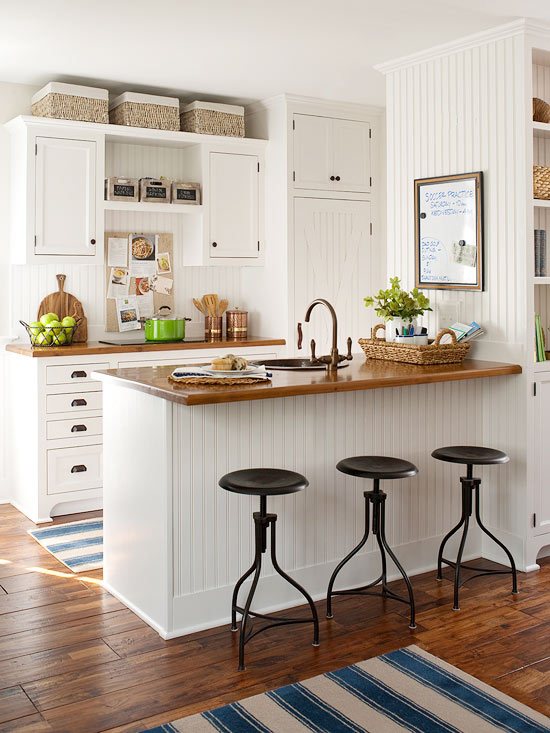 Peachy White Kitchen Design Ideas My Paradissi Largest Home Design Picture Inspirations Pitcheantrous