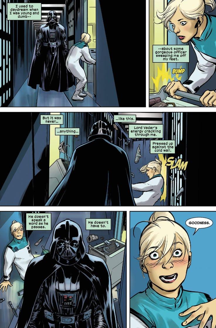 Vader Got Game