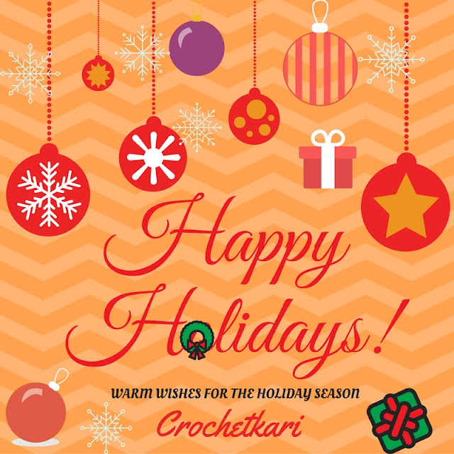 Happy holidays crochetkari