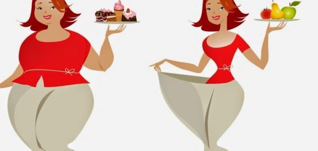 أسباب خفيه تسبب زيادة الوزن !